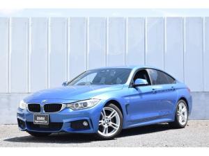 BMW 4シリーズ 420iグランクーペ Mスポーツ 黒レザー 純正前後ドラレコ ACC 純正ナビ ミラーETC 被害軽減ブレーキ コンフォートアクセス シートヒーター 電動シート バックカメラ リヤ障害物センサー USB/Blutooth接続