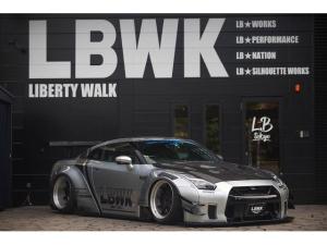 日産 GT-R プレミアムエディション リバティーウォーク LBWORKS GTR R35 type2 Libertywalk フルコンプリート