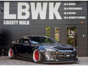 トヨタ 86 GT LB-WORKS Fullcomplete