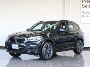 BMW X3 xDrive 20d Mスポーツハイライン セレクトPKG