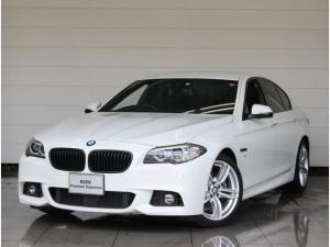 BMW 5シリーズ 523d Mスポーツ ザ・ピーク 黒革 限定260台
