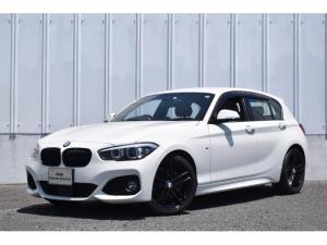 BMW 1シリーズ 118i Mスポーツパッケージ 1000台限定EDITION SHADOW ブラウンレザー アクティブクルーズコントロール リヤビューカメラ コンフォートアクセス 障害物センサー 純正ナビ
