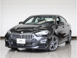 BMW 2シリーズ 218iグランクーペ Mスポーツ アクティブクルーズコントロール 純正ナビゲーション バックカメラ 前後障害物センサー コンフォートアクセス 電動シート Bluetooth SOSコール アンビエントライト