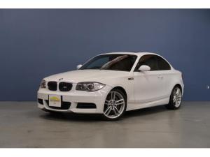 BMW 1シリーズ 135i Mスポーツ 茶本革電動シート純正18AWサンルーフ