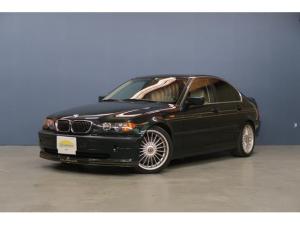 BMWアルピナ B3 3.3リムジン 社外HDDナビ本革シートETCサンルーフ