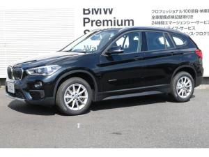 BMW X1 xDrive 18d  認定中古車