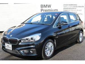 BMW 2シリーズ 218dアクティブツアラー ラグジュアリー 認定中古車