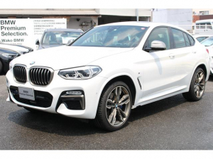 BMW X4 M40i 認定中古車