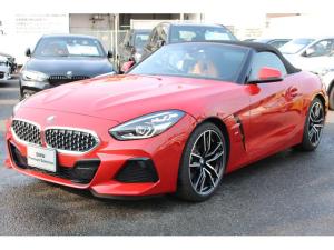 BMW Z4 sDrive20i Mスポーツ 本革  認定中古車