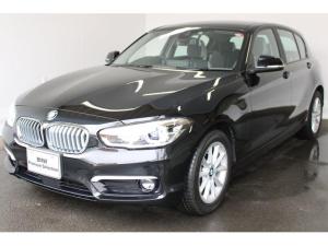BMW 1シリーズ 118i スタイル オートクルーズコントロール ナビ/ETC 認定中古車