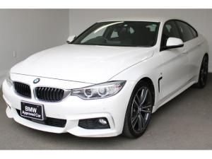 BMW 4シリーズ 428iグランクーペ Mスポーツ ファストトラックパッケージ付き ACC ヘッドアップディスプレイ 19インチ 認定中古車