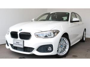 BMW 1シリーズ 118i Mスポーツ ACC シートヒーター LEDヘッドライト ETC 認定中古車