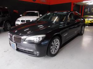 BMW 7シリーズ 740i サンルーフ キャメル革 地デジBカメラ DL整備車