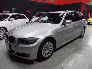 BMW 3シリーズ 320iツーリング 後期モデル キセノンヘッドライト 純正16インチ YOKOHAMA8分山 電動シート 純正HDDナビ CD録音 DVD再生 ステアリングスイッチ ETC プッシュスタート スマートキー オートライト