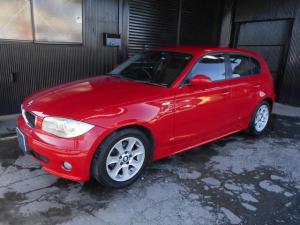 BMW 1シリーズ 118i キセノン ETC 16純正アルミ 純正オーデキセノン ETC 16インチ純正アルミ 純正オーディオ
