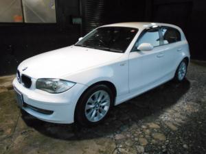 BMW 1シリーズ 116i ディーラー整備車両 ETC キセノン 社外HDDナビゲーション 地デジTV 16インチ純正アルミホイール