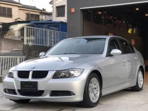 BMW 3シリーズ 320i 評価4.5・B・ナビ・ETC・記録簿・禁煙