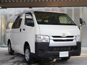 トヨタ ハイエースバン ロングDX キーレス ETC
