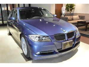 BMWアルピナ B3 ビターボ リムジン 左ハンドル/ディーラー車/サンルーフ