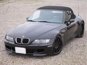 BMW Mロードスター ベースグレード 18インチAW 記録簿 アルミ マフラー