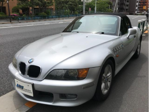BMW Z3ロードスター 2.2i 右H 2.2i Roadster AT ディーラー車