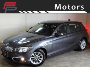 BMW 1シリーズ 118i スタイル ワンオーナー禁煙 インテリジェントS