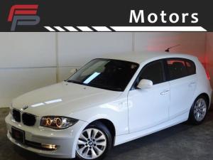 BMW 1シリーズ 116i 後期最終モデル 禁煙 SDナビ地デジ ドライブレコーダー コンフォートアクセス ETC2.0 純正OP装着車両 ディーラー整備