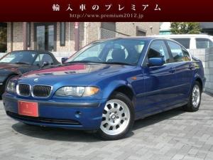 BMW 3シリーズ 320i 純正16AW 社外ETC 右H ディーラー車