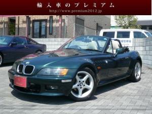 BMW Z3ロードスター 2.2i ホワイトレザー ETC シートヒーター