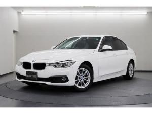 BMW 3シリーズ 318i 衝突軽減 ドライブレコーダー 純正ナビ バックカメラ リアパーキングセンサー 電動シート
