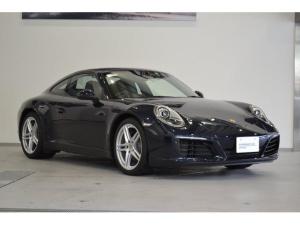 ポルシェ 911 911カレラ シートヒーター パークアシストリバーシングカメラ付 電動可倒式ドアミラー 助手席ラゲッジネット
