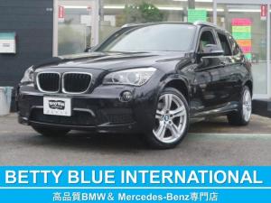BMW X1 sDrive 20i エクスクルーシブ スポーツ 限定車 MスポーツP パーキングサポートP 限定車 ネバダレザースポーツPシート/ヒーター 純正HDDナビ Bカメラ Mエアロ/M18AW HID ECOストップ コンフォートアクセス 8速AT