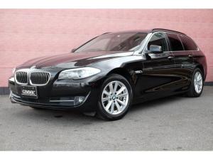 BMW 5シリーズ 523iツーリング ハイラインPKG 直6 黒レザー