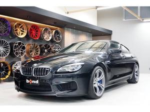BMW M6 グランクーペ コンフォートPKG インテリジェントセーフティ