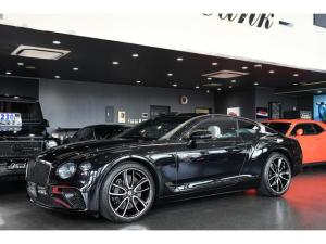 ベントレー コンチネンタル GT ディーラー車 1オーナー 保証付き