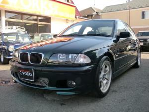 BMW 3シリーズ 318i Mスポーツ AT 純正17インチアルミ ETC