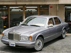 ロールスロイス シルバーセラフ 99年モデル  D車 左H