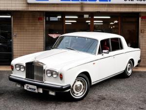 ロールスロイス シルバーシャドーII D車 左H