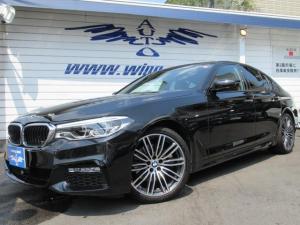 BMW 5シリーズ 523d Mスポーツ ハイライン 黒革 ACC 地デジ