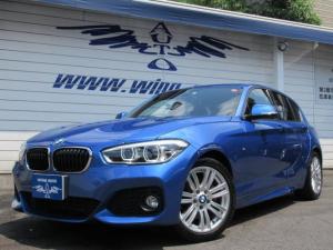 BMW 1シリーズ 118i Mスポーツ 衝突軽減 HDDナビ ETC