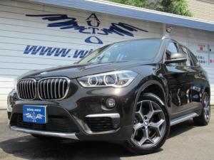 BMW X1 x18d xライン コンフォートP ACCヘッドアップD
