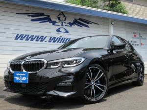 BMW 3シリーズ 330iMスポーツ 茶革ハイライン 19AW 地デジ 電動R