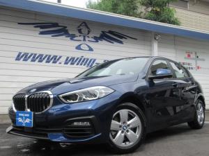 BMW 1シリーズ 118iHDDナビ 後退アシスト ワイヤレス充電