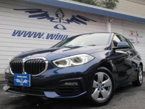 BMW 1シリーズ 118i プレイ 後退アシスト 衝突軽減 HDDナビ