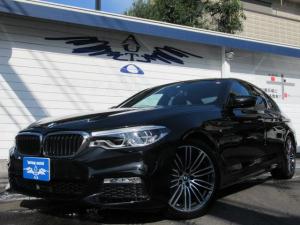 BMW 5シリーズ 523d Mスポーツ ACC 地デジ 衝突軽減