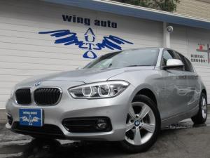 BMW 1シリーズ 118i スポーツ Bカメラ 衝突軽減 シートヒーター
