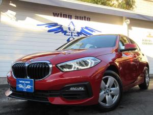 BMW 1シリーズ 118i HDDナビ 後退アシスト ワイヤレス充電