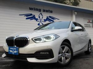 BMW 1シリーズ 118dプレイACC電動Rゲート コンフォートPストレージP