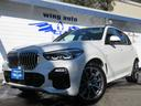 BMW/BMW X5 xDrive 35d Mスポーツ サンルーフ 黒革 ACC
