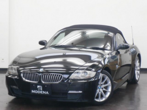 BMW BMW Z4 ロードスター3.0si 赤革シート シートヒーター